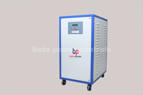 Air Cooled Servo Controlled Voltage Stabilizer